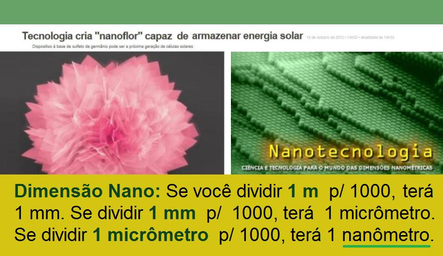 Nanotecnologia em Favor da Vida